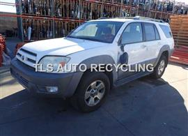 2003 Toyota 4 Runner Parts Stock# 5207GY