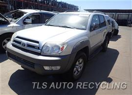 Parting Out Stock# 7267OR 2003 Toyota 4 Runner