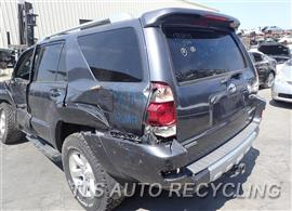 2004 Toyota 4 Runner Parts Stock# 6271GR