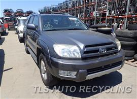 2004 Toyota 4 Runner Parts Stock# 7265BR