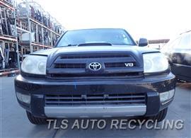 2004 Toyota 4 Runner Parts Stock# 7461BK