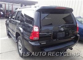 2006 Toyota 4 Runner Parts Stock# 6422GY