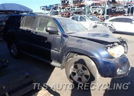 2006 Toyota 4 Runner Parts Stock# 8110RD