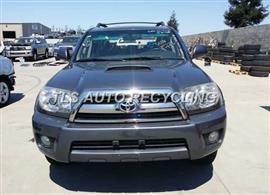 2007 Toyota 4 Runner Parts Stock# 4080OR