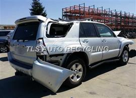 2007 Toyota 4 Runner Parts Stock# 4079GR