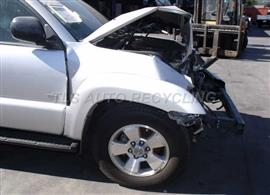 2007 Toyota 4 Runner Parts Stock# 120061
