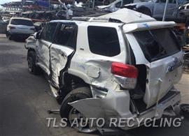 2010 Toyota 4 Runner Parts Stock# 9577BL