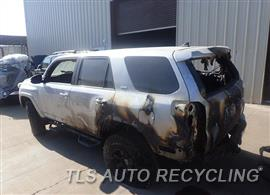 2014 Toyota 4 Runner Parts Stock# 8070OR