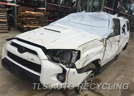 2016 Toyota 4 Runner Car for Parts