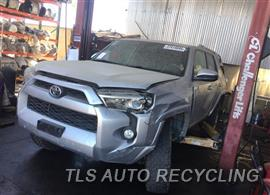 Parting Out Stock# 9526GR 2016 Toyota 4 Runner