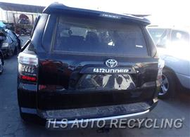 2017 Toyota 4 Runner Parts Stock# 8565OR