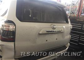 Used Toyota 4 Runner Parts