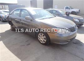 2004 Toyota Camry Parts Stock# 5181BR