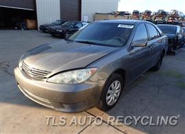 Parting Out Stock# 7563GY 2006 Toyota Camry