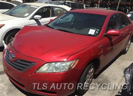 Parting Out Stock# 9420YL 2008 Toyota Camry