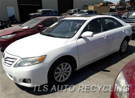 Parting Out Stock# 7374GY 2010 Toyota Camry