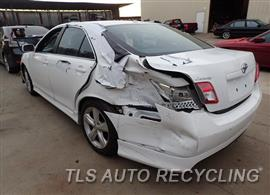 2010 Toyota Camry Parts Stock# 7601GR