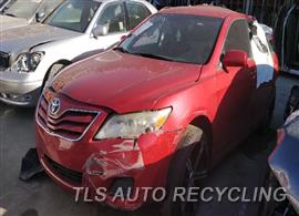 Parting Out Stock# 9764BK 2011 Toyota Camry