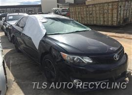 2012 Toyota Camry Parts Stock# 9118BL