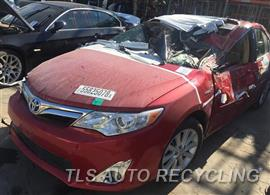 Parting Out Stock# 9370BL 2012 Toyota Camry