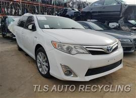 Parting Out Stock# 00818P 2012 Toyota Camry
