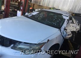 Parting Out Stock# 9584BK 2013 Toyota Camry