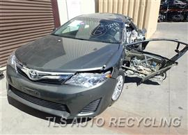 Parting Out Stock# 7323OR 2014 Toyota Camry
