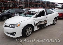 Parting Out Stock# 7508BL 2014 Toyota Camry