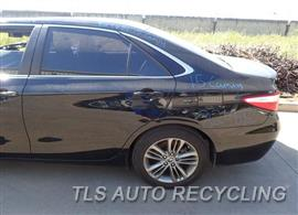 2015 Toyota Camry Parts Stock# 8246BL