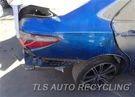 2016 Toyota Camry Parts Stock# 8524RD