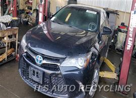 Parting Out Stock# 00035R 2016 Toyota Camry