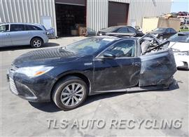 Parting Out Stock# 7411BR 2017 Toyota Camry