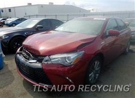 Parting Out Stock# 00291W 2017 Toyota Camry