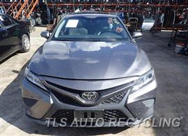 2018 Toyota Camry Parts Stock# 8138BL
