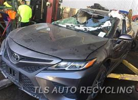 Parting Out Stock# 9375YL 2018 Toyota Camry