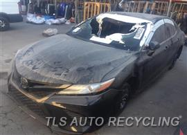 Parting Out Stock# 9637PR 2018 Toyota Camry