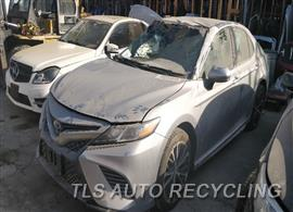Parting Out Stock# 9723BR 2018 Toyota Camry