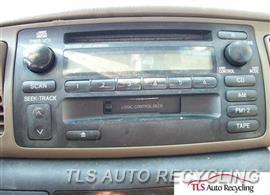 2003 Toyota Corolla Parts Stock# 100111