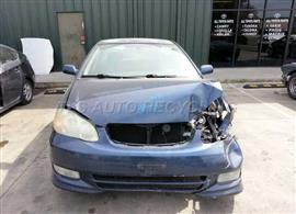 toyota_corolla_2004_car_for_parts_only_102089_03 2004 toyota corolla door hinge, rear 68630 02061passenger rear Wire Harness Plugs at cita.asia