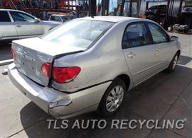 2004 Toyota Corolla Car for Parts