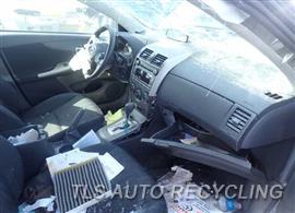 2011 Toyota Corolla Parts Stock# 6087rd