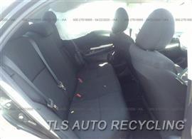 2011 Toyota Corolla Parts Stock# 00312W