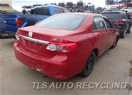 2012 Toyota Corolla Car for Parts