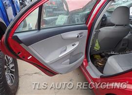 2012 Toyota Corolla Parts Stock# 7242BK