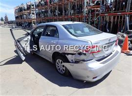 2013 Toyota Corolla Parts Stock# 5115RD