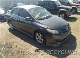 Parting Out Stock# 00358Y 2013 Toyota Corolla