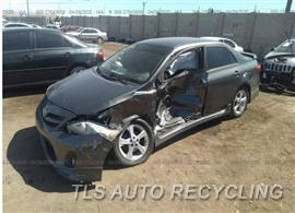 2013 Toyota Corolla Parts Stock# 00358Y
