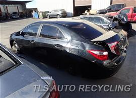 2014 Toyota Corolla Parts Stock# 7428GY