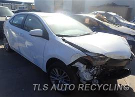 2014 Toyota Corolla Car for Parts