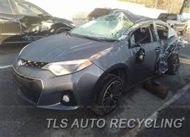 2015 Toyota Corolla Parts Stock# 00352G